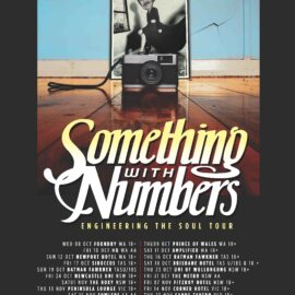Something with Numbers tour Poster