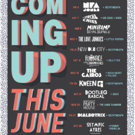 Coming Up in June