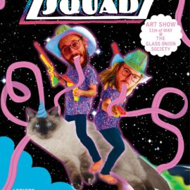 Fantasy Squad Poster