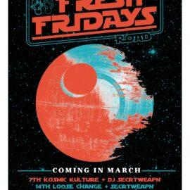 Fresh Fridays March