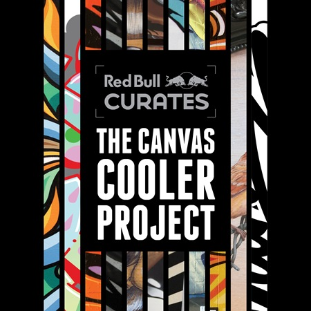 RED BULL – CANVAS COOLER PROJECT