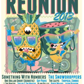 Reunion Festival Poster