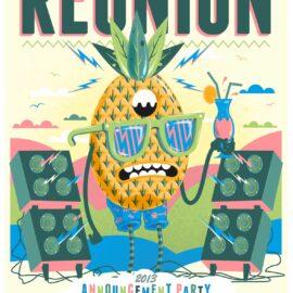 Reunion Festival teaser Poster