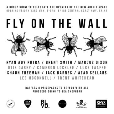 ADELIO – Fly on the wall exhibition