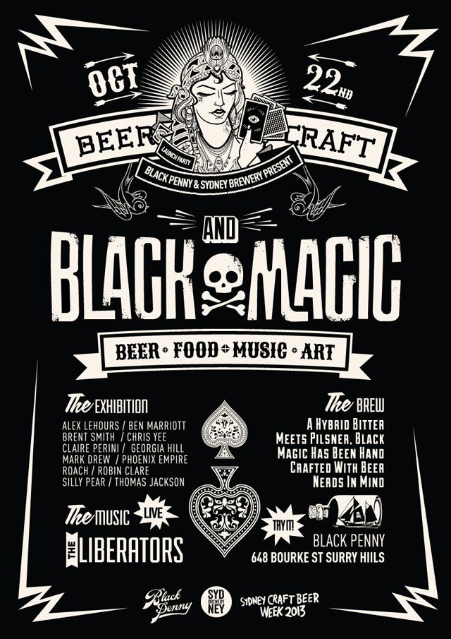Black Penny – Black Magic