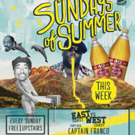 12 Sundays of Summer – East Coast v West Coast