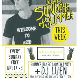 12 Sundays of Summer – Nevermind