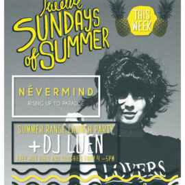 12 Sundays of Summer – Nevermind