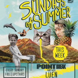 12 Sundays of Summer – Point Break