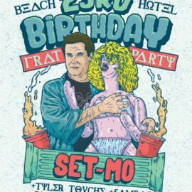 Beach Road 23rd Birthday